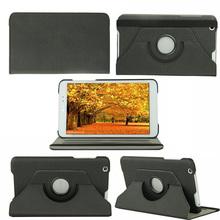 Rotating Ultra slim Protective PU Leather Case Folio Stand Cover For iPad Mini 2
