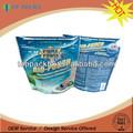 Stand up saco de sabão líquido/stand up bolsa de plástico de embalagens