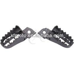 Footpegs Footrest For Yamaha YZ125 YZ250 1987-1996 88 89 1990 91 92 93 1994 1995