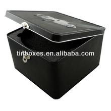 metal box lock