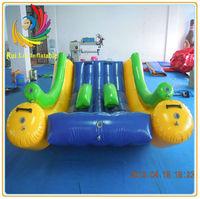 aqua park rides theme park top quality inflatable beach water park