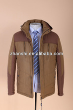 2014 High Quality Casual Winter Down Coat For Men