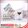 Waterproof paper cup coaster,glass table top pads