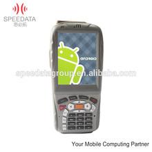 Geofanci MT02 handheld ticket machine rfid scanner rugged pda phones