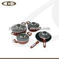 Utensili da cucina non- bastone di metallo colori esterno servizio di stoviglie
