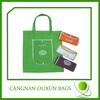 Factory direct sale custom foldable nonwoven shopping bag