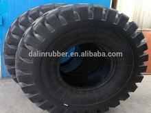 durability neoprene rubber solid tire for scrap yard