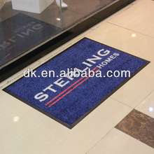 Door Floor Mat Cotton Rubber Mat