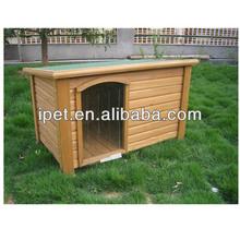 Waterproof wooden dog kennel designed DK001
