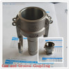 """Stainless Steel 1/2"""" Cam and Groove Coupling/Quick Coupling 316"""