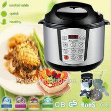 2014 Best Export Seller Pressure cooker fried chicken