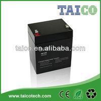 lead acid battery 12v4.5ah for lawn mowers