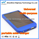 HIGHWAY new product solar charger case for ipad mini with high quality