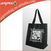 Black cotton bags wholesale