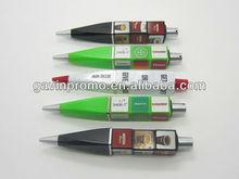 Cubic tube ball pen Casino ball pen Coffee tube pen