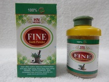 Fine Herbal Tooth Powder