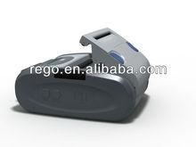 Mobile payments reader mobile printer MSR