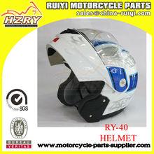 2014 High Quality Carbon Fiber Motorcycle Flip Up Helmet For Sale