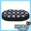 Long Round Elegant Pet Bed Cushion