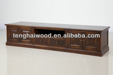 Design Wood TV Table