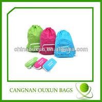 pocket foldable tote bags, pocket folding bag, pocket shopping bag