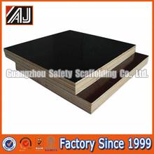 Guangzhou Manufacture (1220*2440mm) Formwork Panel Wood