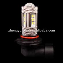 9005 LED fog bulb 7.5W 5 sides emitting flashing led car fog light bulb