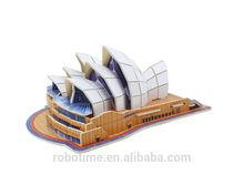 Robotime 3D Sydney Opera House building model