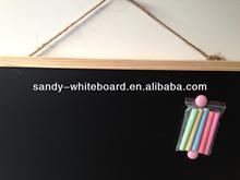 Eur high quality magnetic blackboard slate chalkboard 60 90 big size