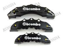3D Universal Yellow Brembo Brake Caliper Cover / Brake Caliper Cover Kit