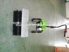 vacuum sidewalk sweeper