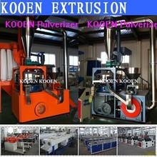 new technology pvc plastic grinding machine