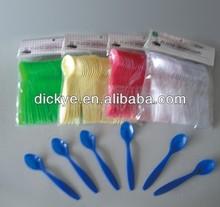 2014 customized plastic forks wholesale