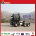 Sinotruk howo a7 6*4 tractor