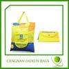 Wholesale nonwoven foldable shopper bag