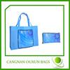 Wholesale nonwoven shopper bag foldable