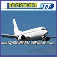 DDU air shipment from Shenzhen China to Chicago Illinois