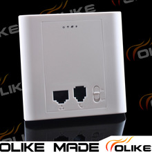 Wifi Wireless POE In Wall AP Mount Hotel Centralized Management Router Access Point