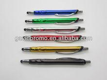 UV plating/chromed stylus ball pen