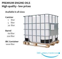 Engine Oil Super HD SAE 20W-50