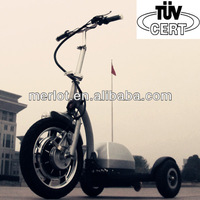 patented three wheel 36v battery hybrid electric bicycle