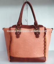 pink color dream shoulder PU handbag for lady girl baby girls