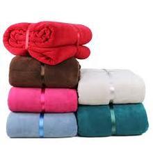 100% polyester Micro Fleece Blankets