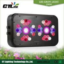 New idea 270W Led Grow Light Panel Medical Plant Veg Grow Flower 3W led lamp