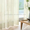 batista de tela escarpada de la decoración de la cortina de la ventana
