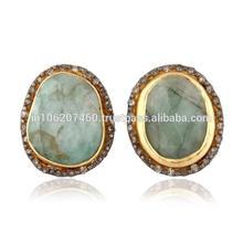 De ley de plata y de la piedra preciosa occidental de la joyería del diseñador, Exclusivo fina de la joyería proveedor, Plata esterlina de la joyería única