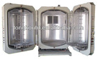 Glass Vase/cup pvd coating -Vacuum resistance evaporation coating machine