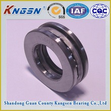 Long use life Thrust Ball Bearing with steel cage or brass cage