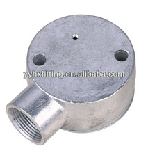 Conduit bodies,aluminum junction box, one way box