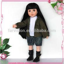 Diferentes bonecas com a mesma boneca menina roupas 18 polegada boneca vivo
